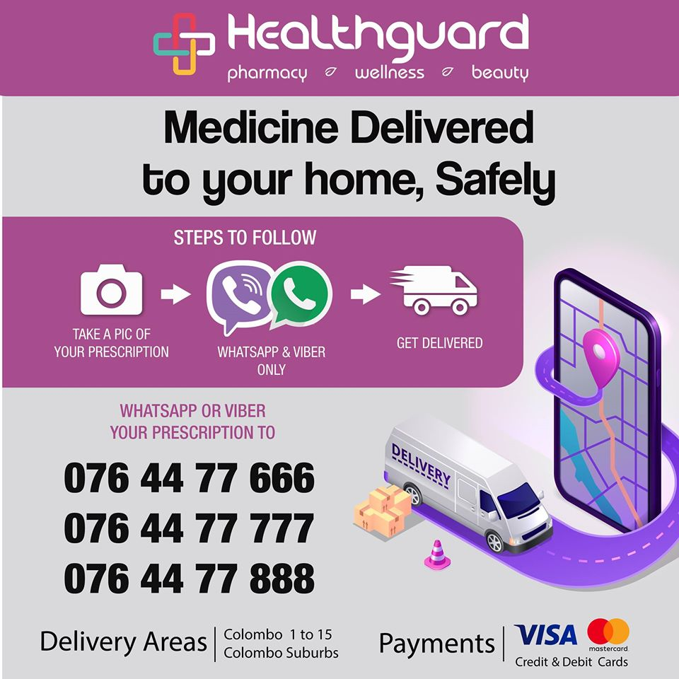 medicine delivery colombo