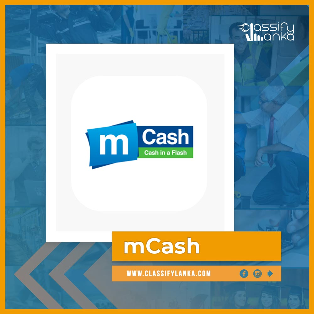Pay by mcash