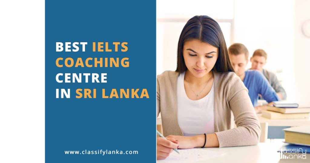 IELTS coaching centre in Sri Lanka