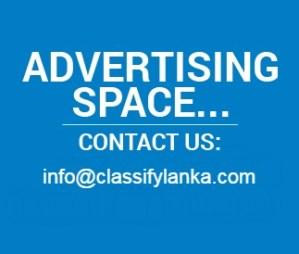 promote advert sri lanka