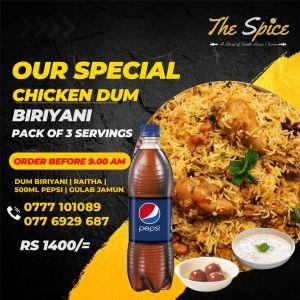The Spice restaurant dehiwala