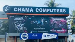 Chama Computers shop