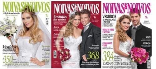 Revista Noivas&Noivos - Casamento perfeito dos Vestidos aos Convites