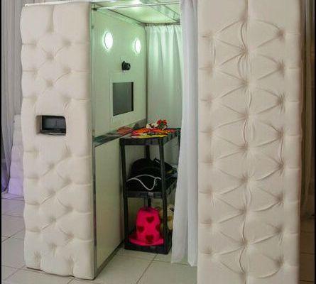 cabine luxo 1