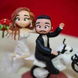 biscuit do ricky topo de bolo  casamento noivinhos noivos boneca personalizada infantil formatura (1)