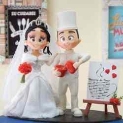 biscuit do ricky esculturas personalizadas boneca topo de bolo festa aniversário presente casamento formatura festa infantil (1)