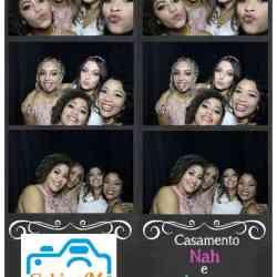 cabine de fotos para festas de casamentos