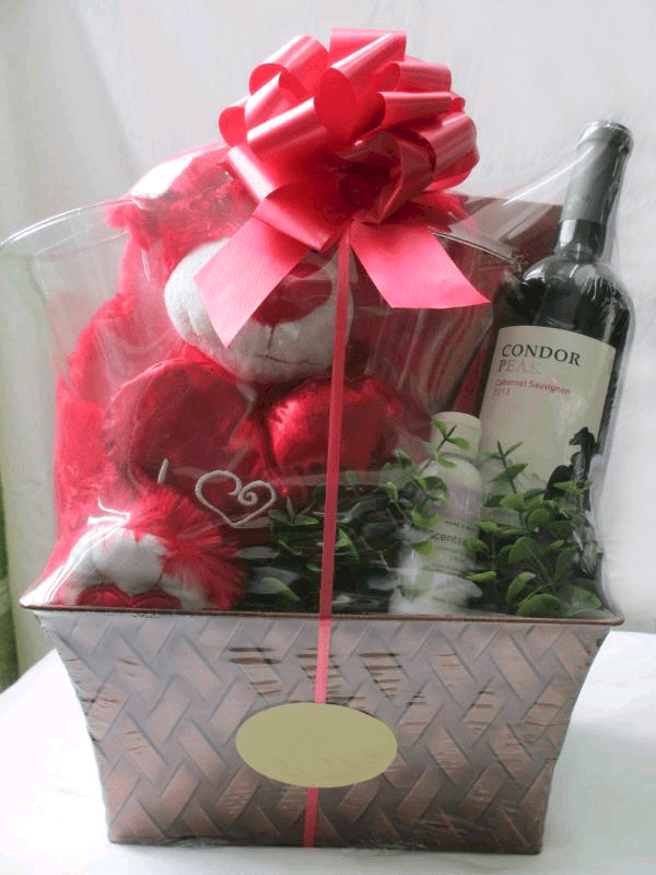 Valentines Day Gift Baskets Classique Gift Baskets