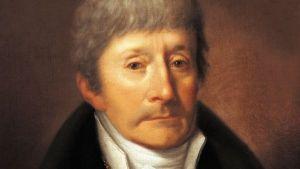 Tableau du compositeur Salieri