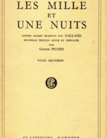 Les mille et une nuits - Integral 3 tomes