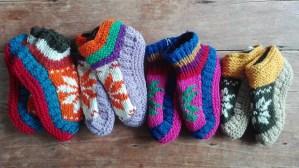 Comment tricoter des chaussons ?