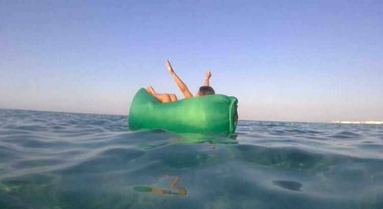Lamzac sur la mer