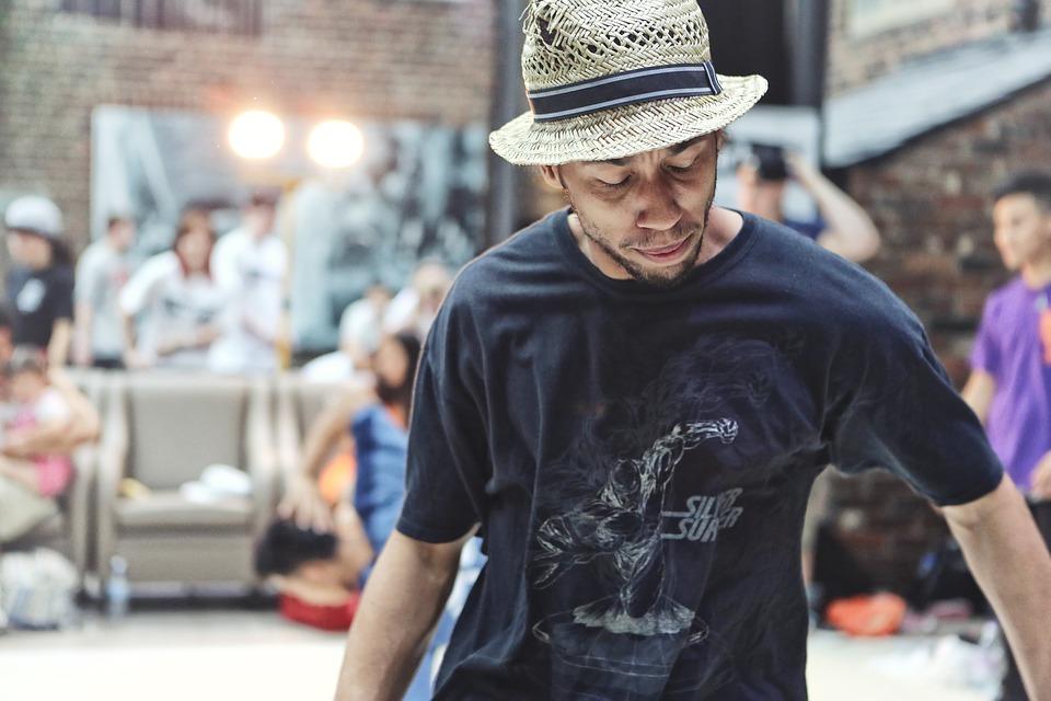 Breakdance tenue