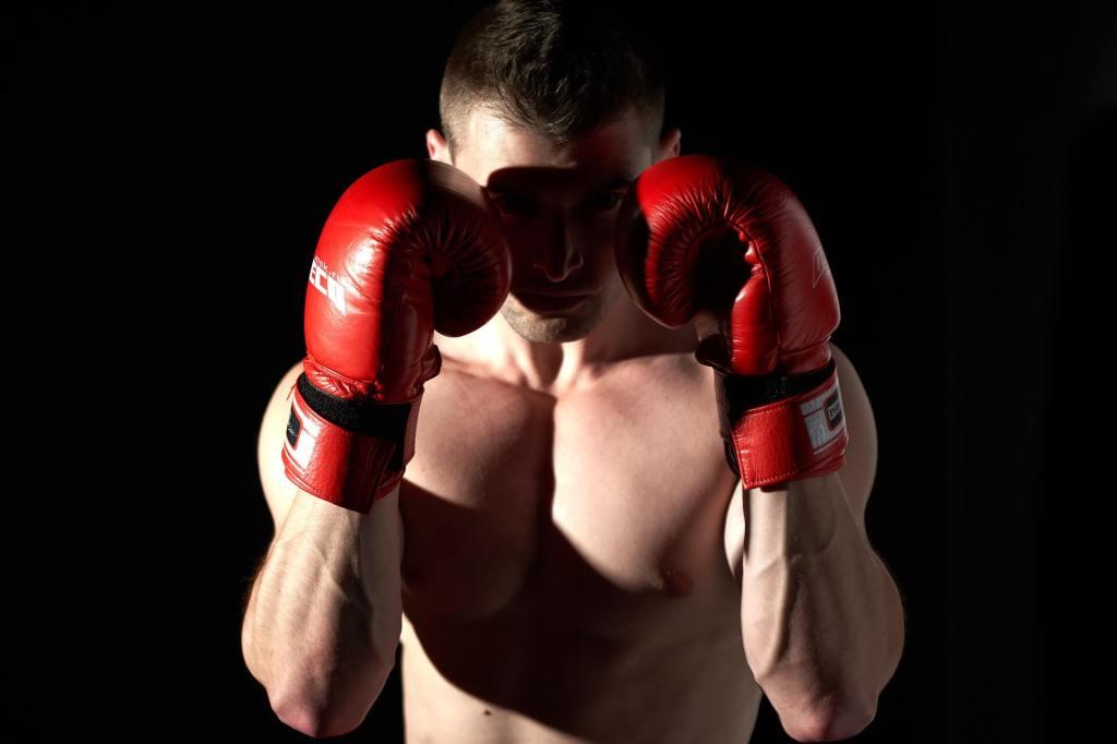 Garde de boxe