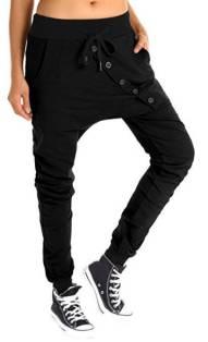 Pantalon jogging noire breakdance hiphop danse urbaine