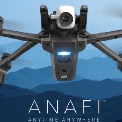 Parrot ANAFI : Test Vidéo - Drone quadricoptère