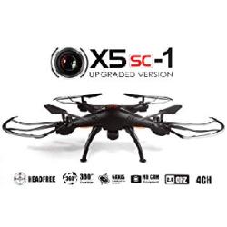 Syma X5SC-1 : Avis et Test Vidéo - Drone Quadricoptère