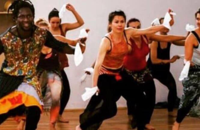Apprendre la danse africaine