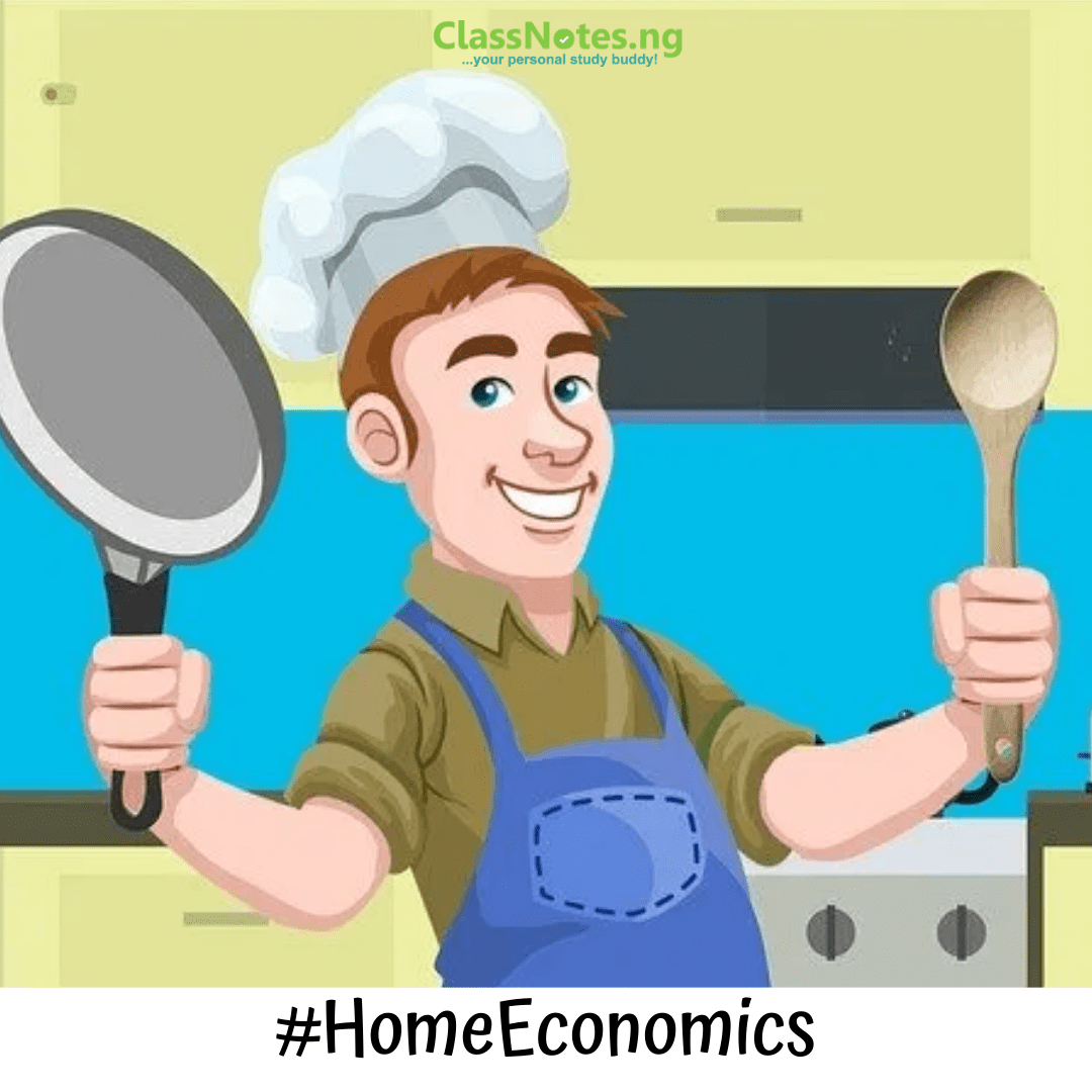 Home Economics Primary 6