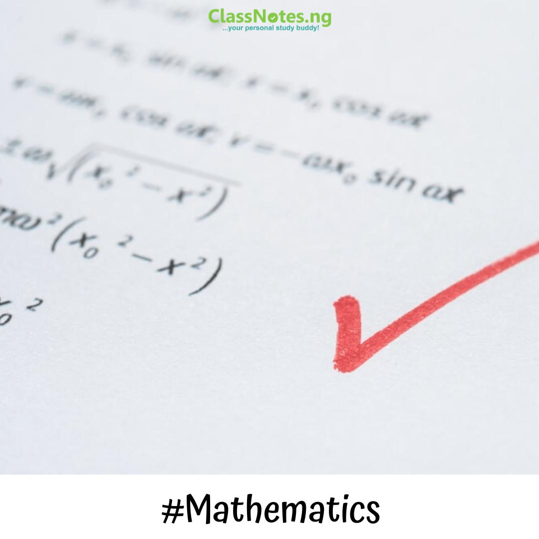 Mathematics Primary 1