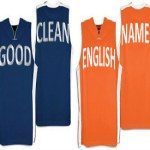 Good Clean English Names