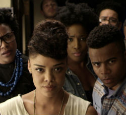 Dear White People Shocked Faces