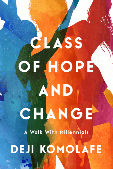 Class of Hope and Change Book Cover