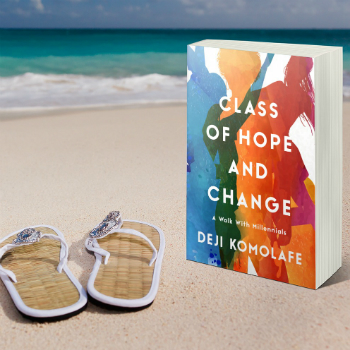 Class of Hope and Change Book Cover Summer Reading