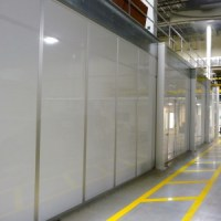 Cleanroom wall Systems