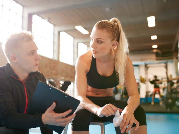 Fitness instructor business plan