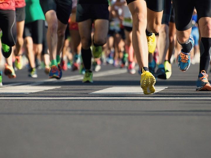 running-header