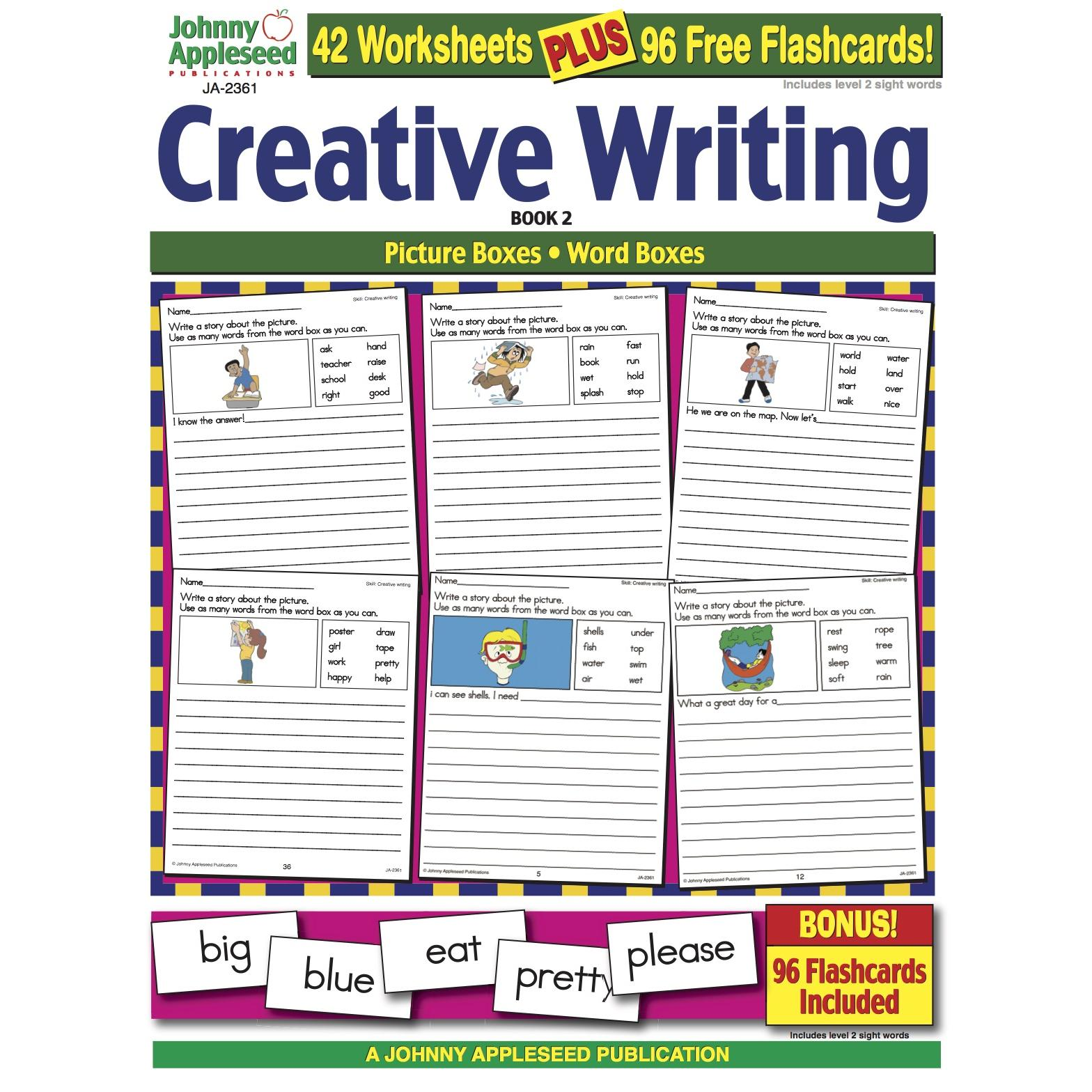 Creative Writing Workbook Grade 2 E Book