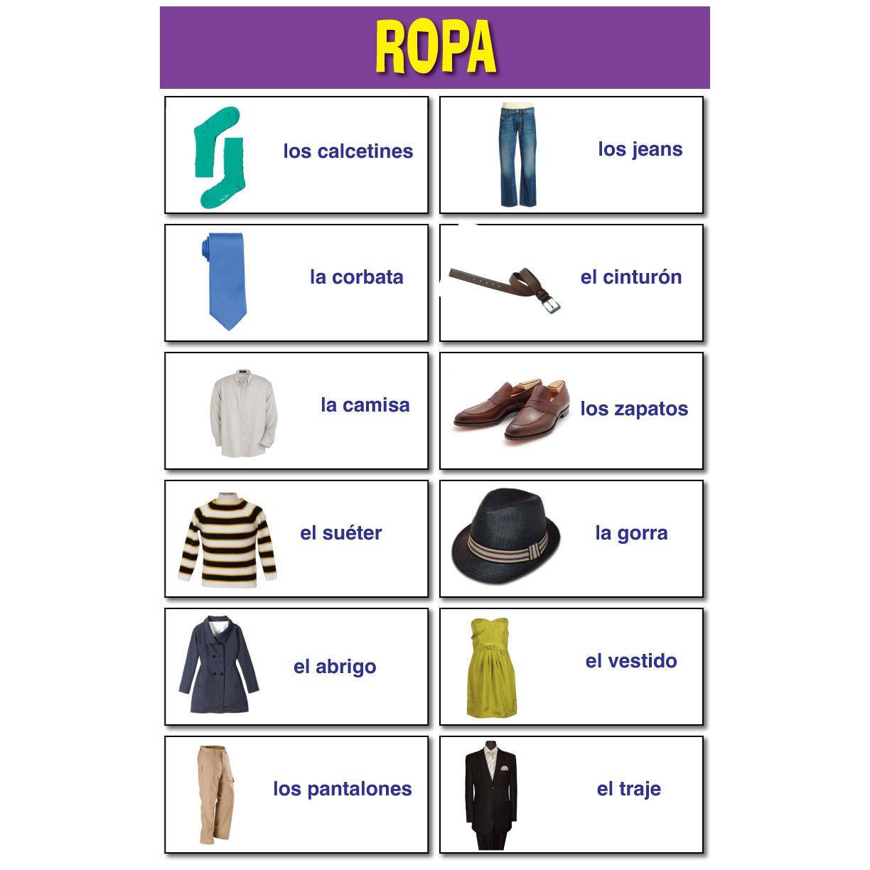 Spanish Clothes
