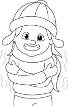Free Black and White Weather Outline Clipart Clip Art Pictures Graphics Illustrations
