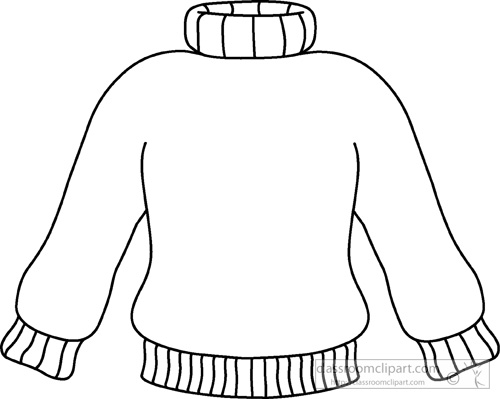 Weather : winter_turtle_neck_sweater_outline_01