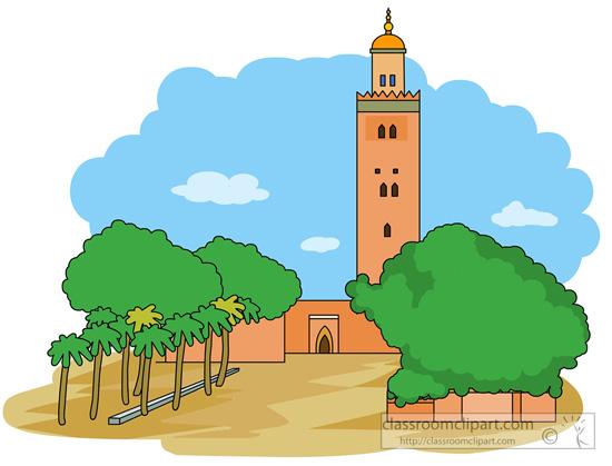 europe main-square-of-marrakesh-medina-morocco
