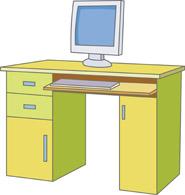 free furniture clipart - clip art