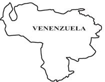 Image result for venezuela map clip art images