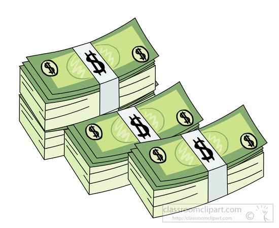 money clipart - banknotes-stack-of-money-clipart-617212