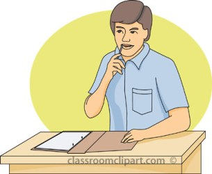 clipart student notebook classroom clip students highschool classroomclipart cliparts library