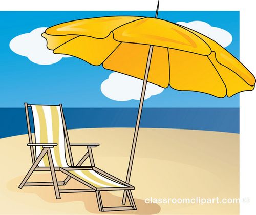 beach chair and umbrella clipart stool modern yellow views 619 downloads 127 file type