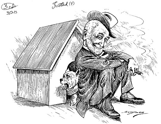 Political Cartoons : a0801 : Classroom Clipart