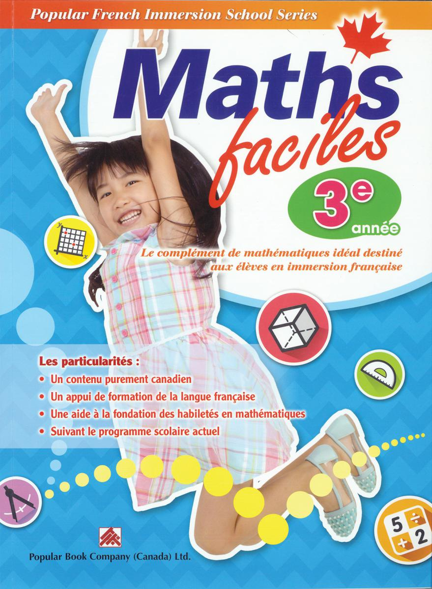 hight resolution of Maths faciles for French Immersion - Grade 1   Classroom Essentials  Scholastic Canada
