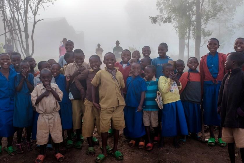 Gitumba - Students