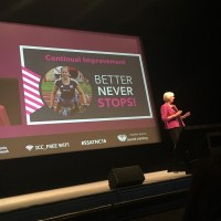 World class leadership with Baroness Sue Campbell