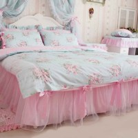 rose bedding
