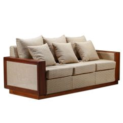 Teak Wood Revolving Chair Queen Anne Dining Aof Sofa