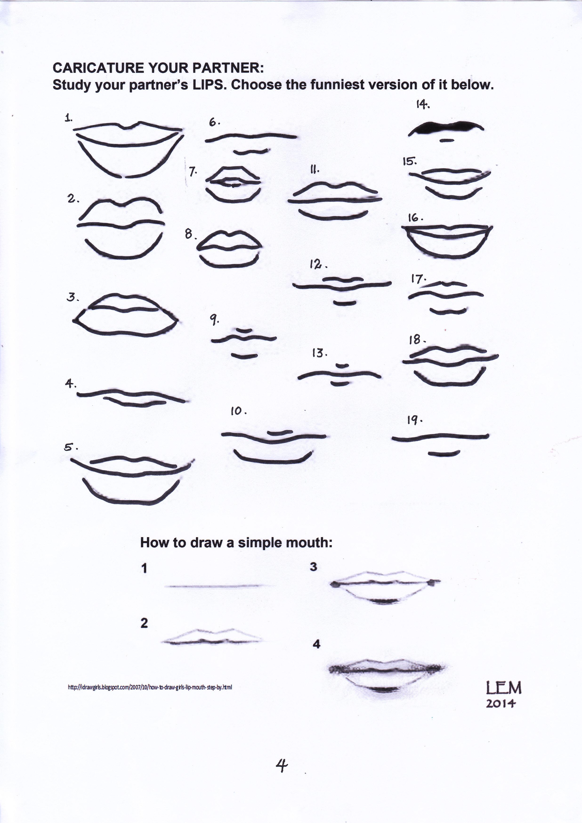 Easy Caricature Workshop