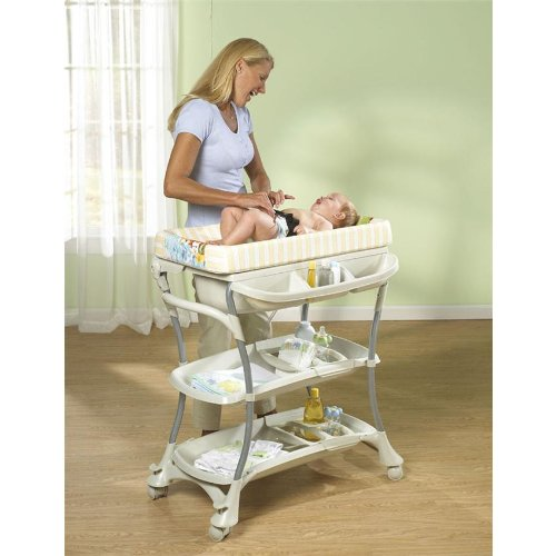 Portable Changing Table Classy Baby Gear