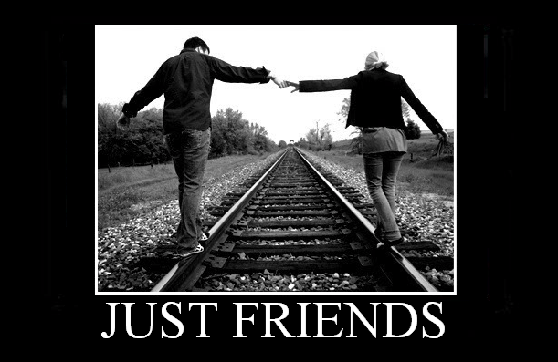 Can we just be friends